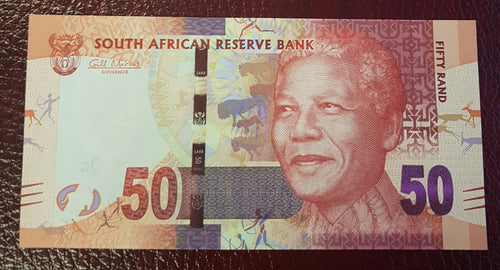 FIFTY RAND 2012 2nd ISSUE  - G MARCUS