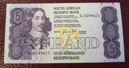 "ONE HUNDRED RAND 2012 2nd ISSUE  - G MARCUS - ""AA"""