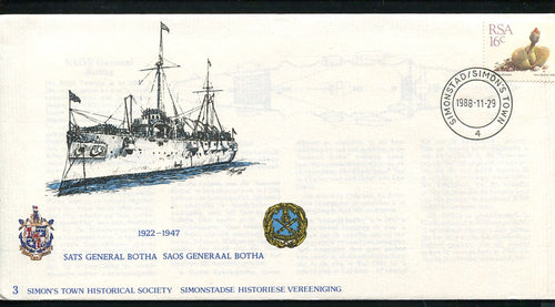 Simon's Town Historical Society - #003