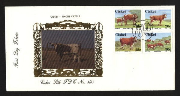 Ciskei Silk 87.3 Nkone Cattle