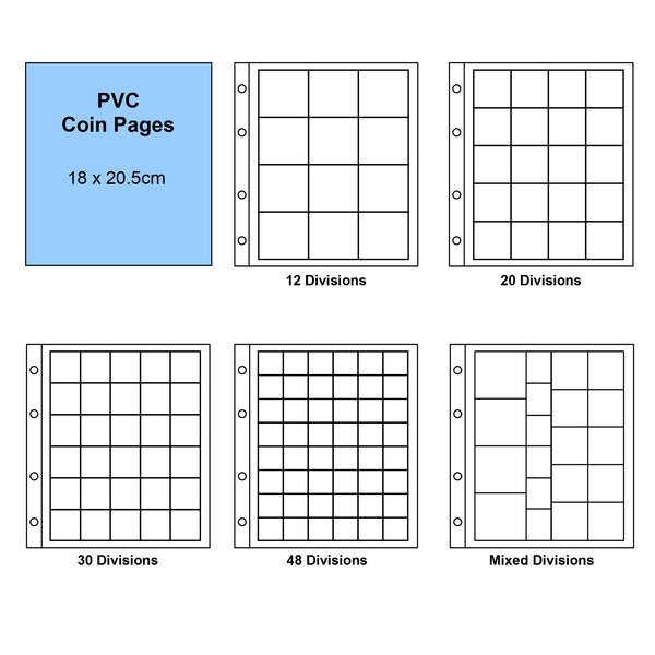 Pages A5 Coins
