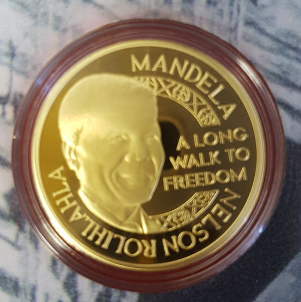 2012 NELSON MANDELA LILIESLEAF   SET - SUPERB 0NLY 1500 MADE
