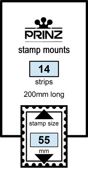 Prinz Stamp Mounts