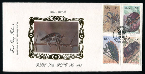 RSA Silk 87.1 Beetles