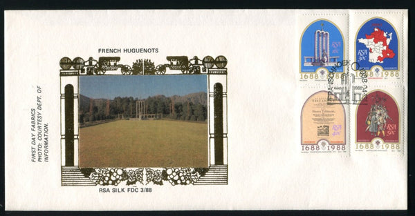 RSA Silk 88.3 French Huguenots