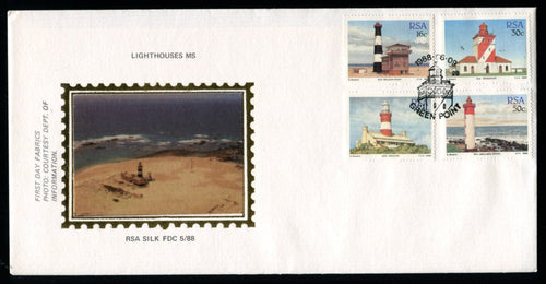 RSA Silk 88.4 Lighthouses