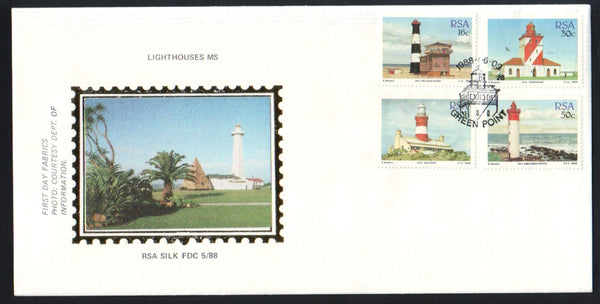 RSA Silk 88.5 Lighthouses MS