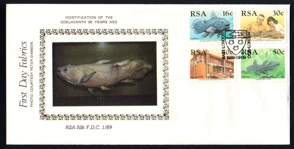 RSA Silk 89.1 Coelacanth