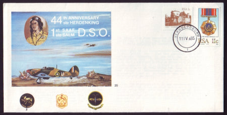 SAAF #29as - FDC