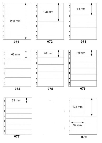 Pages Uniplate Black