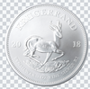 2018 ONE  OUNCE BULLION SILVER KRUGERRAND.