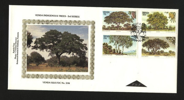 Venda Silk 84.3 Indigenous Trees - 3rd Series