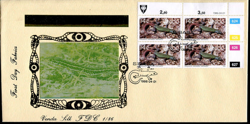 Venda Silk 86.1 Additional Definitives