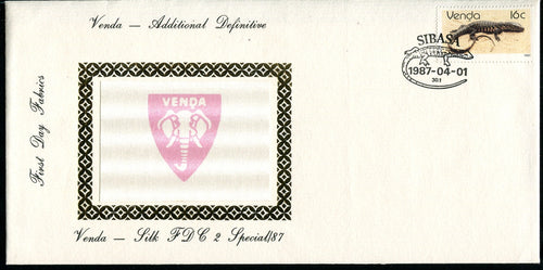 Venda Silk 87 Additional Definitive