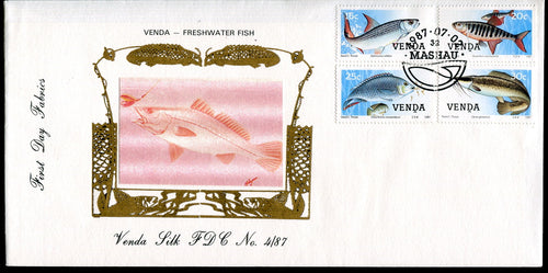 Venda Silk 87.4a Freshwater Fish