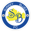 Surrey Blues Logo
