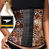 """Leopard"" Latex Waistband - waistband - Armony Fit - Sportswear - Luxury Activewear - Custom Made"