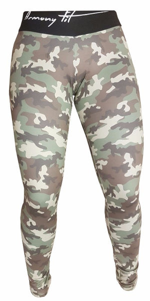 'Emmalee' Leggings -  - Armony Fit  - Luxury Activewear - Sportswear - Yoga Gear