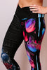 'Huldah' Leggings - Bottoms - Armony Fit  - Luxury Activewear - Sportswear - Yoga Gear