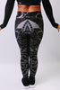 'Sarah' Leggings - Bottoms - Armony Fit  - Luxury Activewear - Sportswear - Yoga Gear