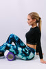 'Jerusha' Leggings - Bottoms - Armony Fit  - Luxury Activewear - Sportswear - Yoga Gear