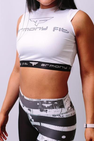 'Delilah' Top - tops - Armony Fit  - Luxury Activewear - Sportswear - Yoga Gear