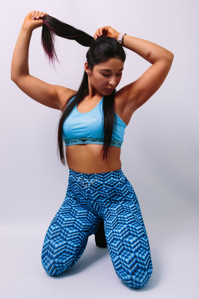 'Hephziba' Leggings - Bottoms - Armony Fit  - Luxury Activewear - Sportswear - Yoga Gear
