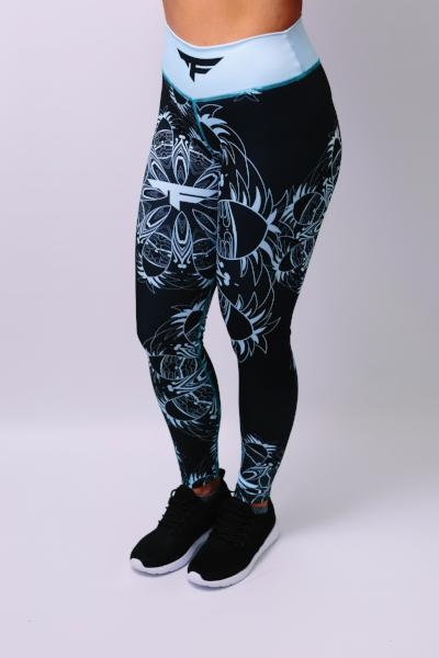 'Joanna' Leggings - Bottoms - Armony Fit  - Luxury Activewear - Sportswear - Yoga Gear
