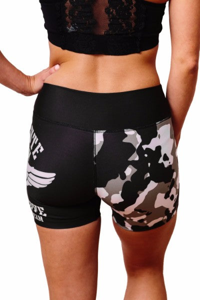 'Phoebe' Shorts - Shorts - Armony Fit  - Luxury Activewear - Sportswear - Yoga Gear
