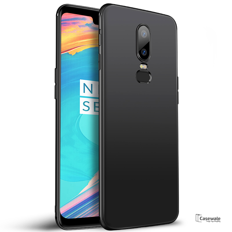 Luxury Ultra Thin Smooth Matte PP Case for OnePlus 6