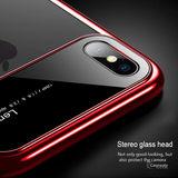 New Edition Luxury Lens Case For iPhone X