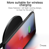 Baseus Original Luxury Tempered Glass Case For iPhone XS Max