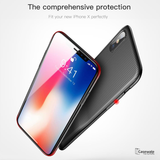 3 in 1 Data Sync Fast Charge Call Audio Case for iPhone X