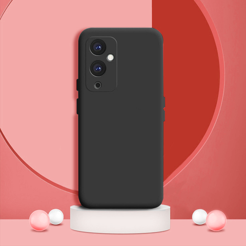 New Liquid Silicone Case for OnePlus 9 / 9 Pro