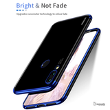 Luxury High-end Fashion Transparent Case for Huawei P20 Lite