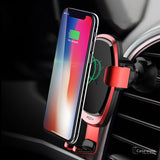 ROCK 10W Fast QI Car Mount Wireless Charger