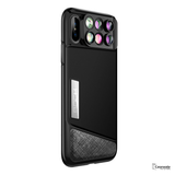 ROCK Professional Camera Lens Phone Case for iPhone X