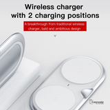Baseus 10W Dual Qi Wireless Charger