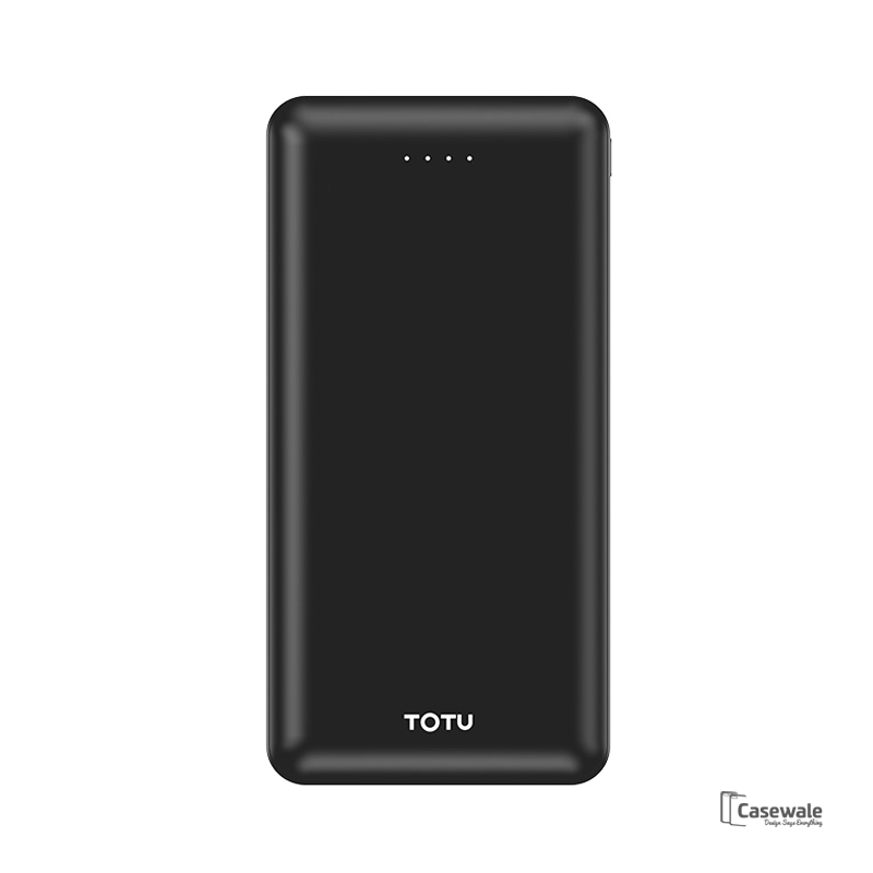 TOTU High Quality Performance Power Bank 10000mAh battery