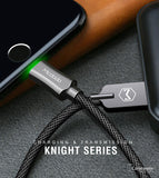 Original MCDODO Lightning Bolt Charging USB Cable