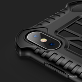 Baseus Military Armor Protective Case For iPhone XS