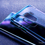 Luxury High-end Fashion Transparent Case For Galaxy A6 Plus