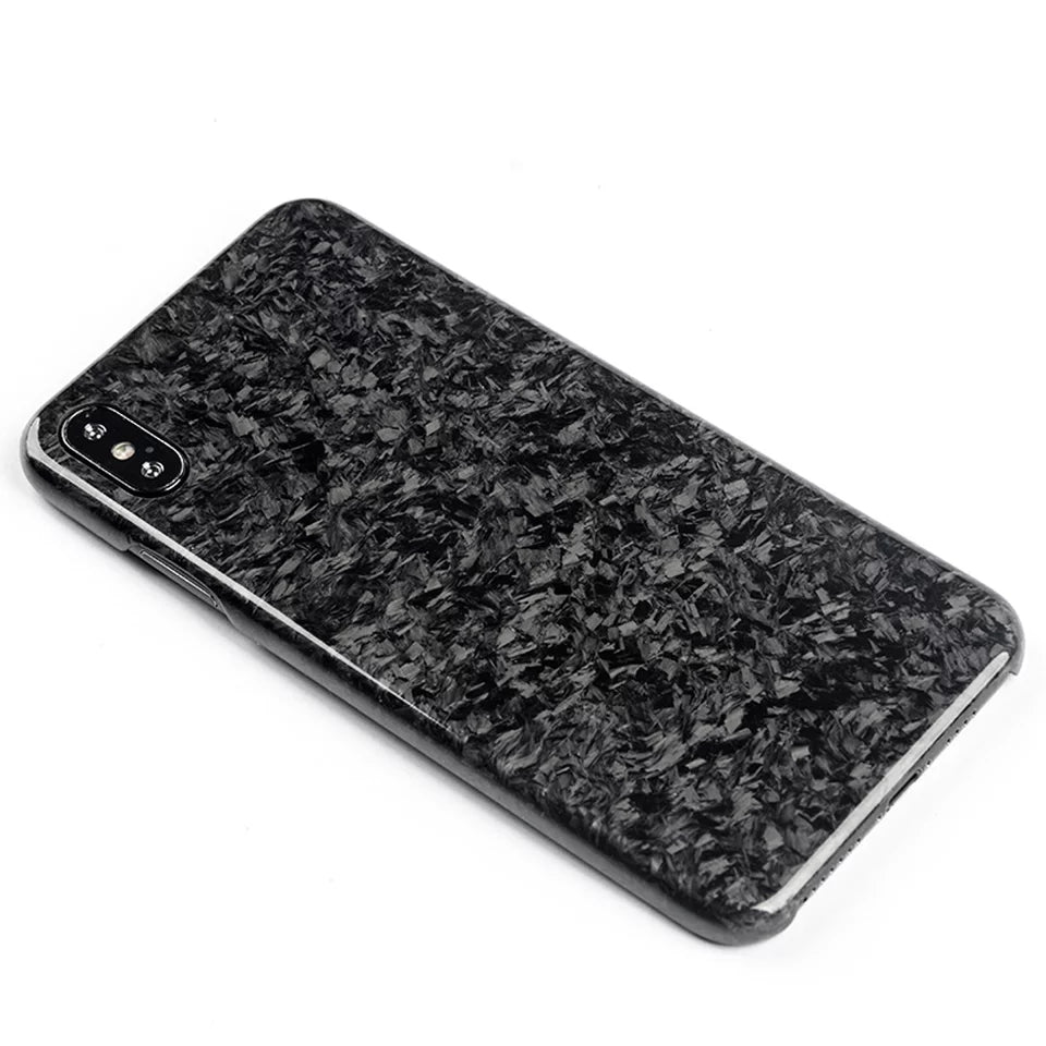 New Carbon Fiber Metal Case for Apple iPhone X, XS Max