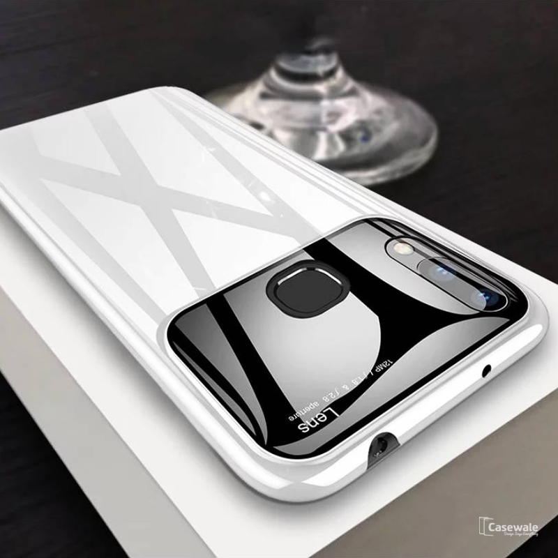 huge discount 09e89 9640d Smooth Luxury Ultra Thin Mirror Effect Case for VIVO V9