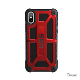 UAG iPhone X Monarch Feather-Light Rugged Military Drop Tested iPhone Case