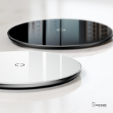 Baseus 10W Qi Glass Panel Wireless Charger