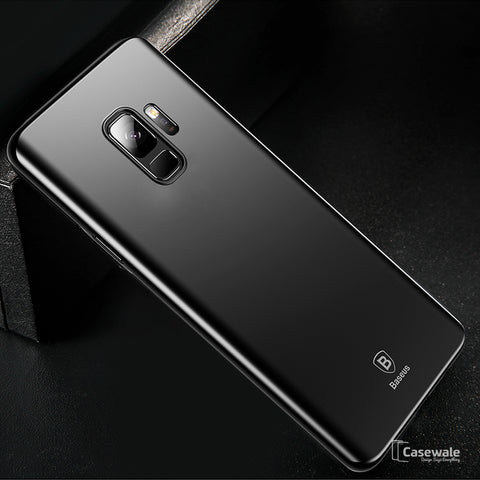 Baseus Luxury Ultra Thin Smooth Matte PP Case for Galaxy S9 / S9 Plus