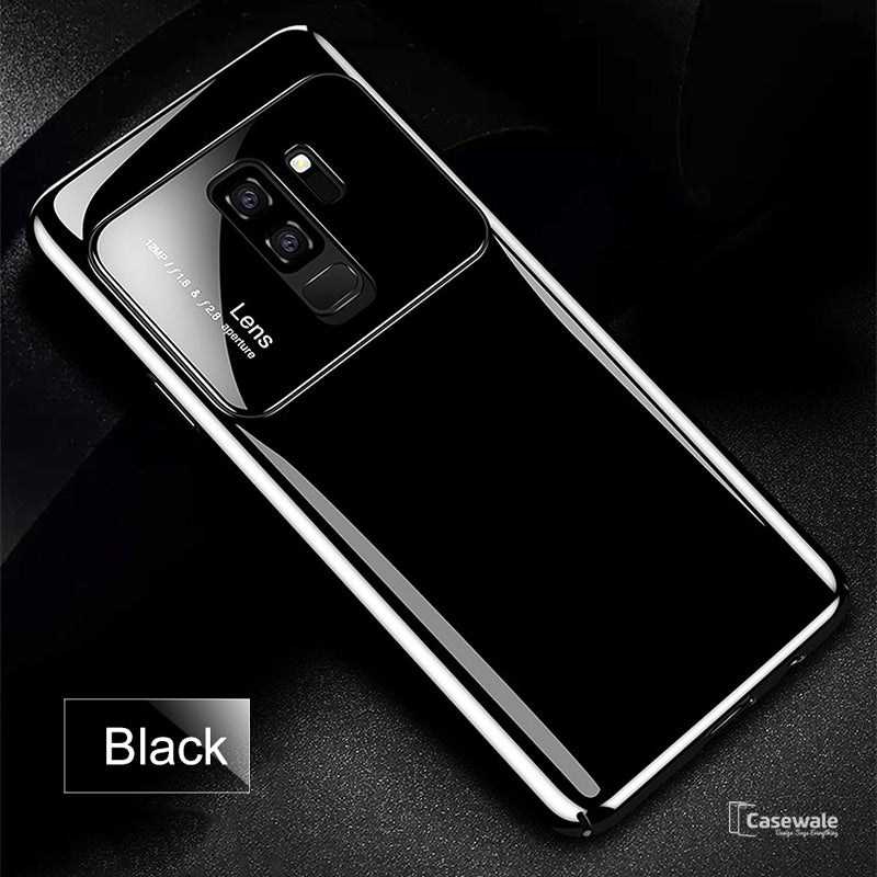 the best attitude 33192 8a7fe Luxury Ultra Thin Mirror Effect Back Case for Galaxy A6 Plus