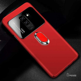 Luxury Mirror Effect Ring Bracket Case For Galaxy S9/ S9 Plus