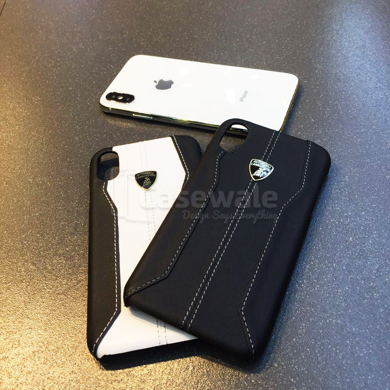 best service d0ac6 94b76 Lamborghini Official Huracan D1 Series Limited Edition Case for iPhone X